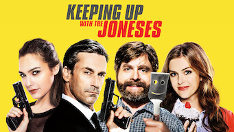 Is Keeping Up With The Joneses 2016 On Netflix Singapore